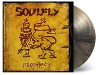SOULFLY - PROPHECY (LIMITED  GOLD/SCHWARZES VINYL)  2 VINYL LP NEW!