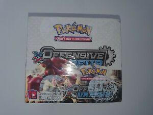 Display Pokémon Offensive Vapeur XY11 / Neuf et scellé
