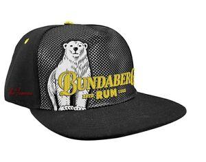 Bundaberg Bundy RUM Premium Cap Hat The Famous Bundaberg ESTD RUM 1888