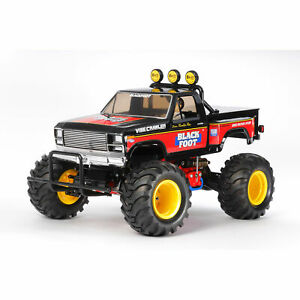 Tamiya America Inc 1/10 2016 Blackfoot 2 Wheel Drive Monster Truck Kit