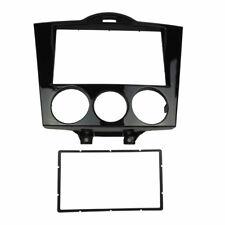 2 Din Radio Fascia for Mazda RX-8 RX8 Dash Facia Trim Kit Adapter Panel Frame