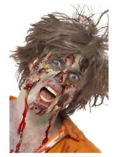 Zombie latex-kit gesichtsfarbe artificiali SANGUE blut-gel Lattice liquido