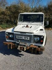 Land Rover Defender 90 county pack hardtop 300 tdi spares or repair good project