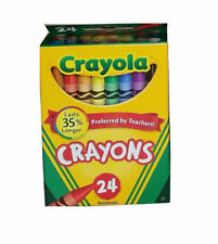 Crayola 52-3024 Crayons - Pack of 24