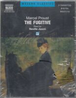 Marcel Proust The Fugitive 3 Cassette Audio Book NEW* Abridged FASTPOST
