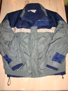 Columbia Bugaboo 3-in-1 winter jacket coat - Men's sz XXL - ski snowboard - EUC