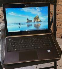 Hp Probook  I3-7100u  8gb - 256 gb(ssd)