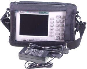 Anritsu MS2711D HandHeld Spectrum Master Analyzer Options 3,21 , 100kHz - 3GHz