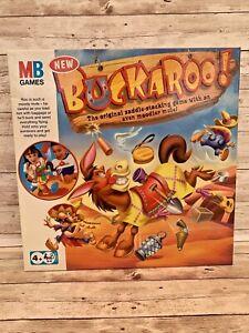 Buckaroo The Original Saddle Mule Stacking Game Hasbro MB 2007