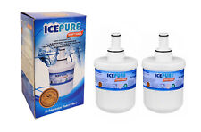 2 x icepure RWF1100A FRIGO FILTRO ACQUA PER SAMSUNG DA29-00003G