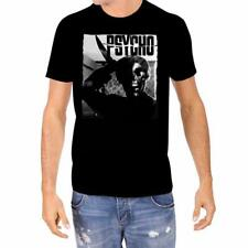 Psycho Mother Alfred Hitchcock Rock Rebel Licensed Classic Horror Men's T-Shirt