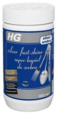 HG mousseux Action Rapide Clean Shine Silver Shine DIP Bijoux couverts Cleaner