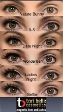 Tori Belle Magnetic Eyeliner and Lashes Any Style With Anchors Included NEW