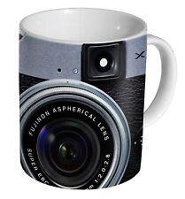 Retro Camera Ceramic Tea - Coffee Mug / Cup