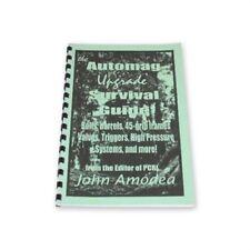 Pcri Airgun Design Automag Paintball Gun Upgrade Survival Guide Technical Manual
