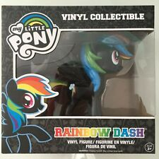 Funko My Little Pony Rainbow Dash Exclusive Rar Black Glitter Figure Schwarz Neu