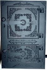 Backofentür Holzofentür Ofentür Gusseisen Gußeisen Räucherei FARBEN 315 x 250mm