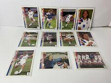 1994 Upper Deck World Cup U.S.A Women Lot of 11 MIA HAMM Akers-Stahl Overbeck