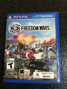 Freedom Wars (Sony PlayStation Vita, 2014)