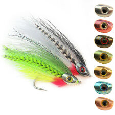 FISH SKULL BAITFISH HEADS - Fly Tying Saltwater Streamers - 7 Colors Available!
