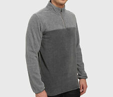 O'NEILL Men's RIGHT POINT L/S Fleece - GRY - Large - NWT