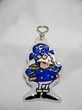 Vintage Captian Crunch Key Chain New Old Stock