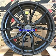 XXR 559 18 x 8.5 +35 Flat Graphite Rims Wheels 5x114.3 07 16 17 Toyota Camry LE