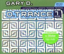 D. transe 1/2002 Mackenzie, Neo Cortex, Mike Dragon, kosmonova... [3-cd]