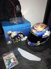 Agv Gp Tech Full Face Valentino Rossi Helmet Limited Edition Brand New Rare 🇮🇹