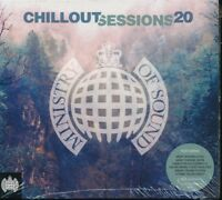 Ministry Of Sound Chillout Sessions 20 2-disc CD NEW digipak Icarus Kwabs