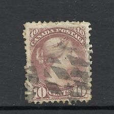 Used Single North American Stamps