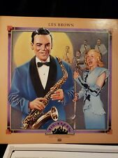 Les Brown Time Life Best Box Set Records big bands double LP box