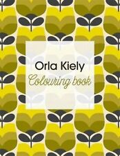 Orla Kiely Colouring Book (Paperback) Book