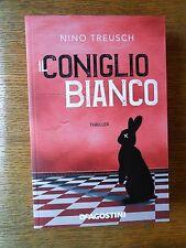 Il coniglio bianco (Nino Treusch) De Agostini  MQ/8