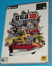 GTA 3 - Grand Theft Auto 3 - PC