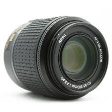 Beautiful Nikon 55-200mm AF-S VR DX ED Lens + Warranty
