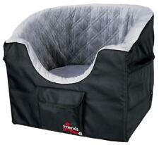 TRIXIE Autositz + Reisebett kleine Hunde 45x39x42 Softplüsch/Nylon Schutzdecke