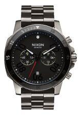 NIXON Ranger Chrono Watch - A549 1531 - Gunmetal/Black