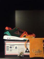 """24 Kilates x Le Coq Sportif R1000 """"Gallo"""" - US Size 11.5 - Rare Spain Instore!!!"""