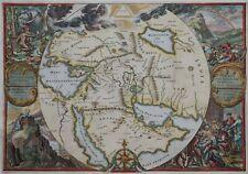 Biblische Länder - de Hooghe 1705 - Naher u. mittlerer Osten - Israel - Rare map