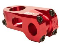 "Felt CNC Vorbau Red Front Load Stem BMX, Vorbau, A-Head 1 1/8"", 53mm"