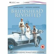 Brideshead Revisited The Complete Series 11 Episodes 4xdiscs Region 2 DVD