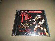 Jethro Tull ~ Nothing Is Easy: Live  Isle of Wight 1970 NEW AND SEALED CD + DVD