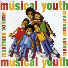 Musical Youth - The Best of...Maximum Volume [CD]