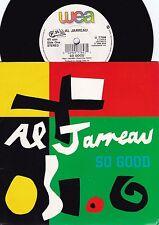 Al Jarreau ORIG OZ Promo PS 45 So good EX '88 WEA R&B Pop rock