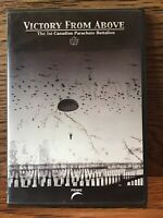 Victory From Above The First Canadian Parachute Battalion (DVD) Disc G History