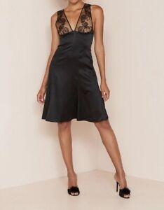 New Agent Provocateur Gloria Slip Size UK10 Silk
