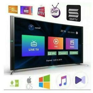IP*TV 12 Mois Abonnement Smarters Pro Xtream +32000/4K/M3U/SMAR'TV/ANDROID/MAG
