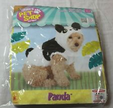 Animal Panda Hoodie Pet Dog Costume Size Medium New