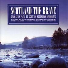 CD Scotland The Brave - Sean Kelly (Accordian) - aus Schottland NEU